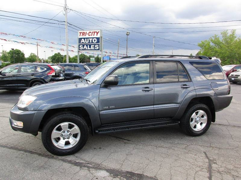 2005 Toyota 4Runner for sale at TRI CITY AUTO SALES LLC in Menasha WI