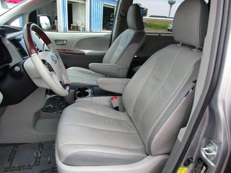 2012 Toyota Sienna for sale at TRI CITY AUTO SALES LLC in Menasha WI