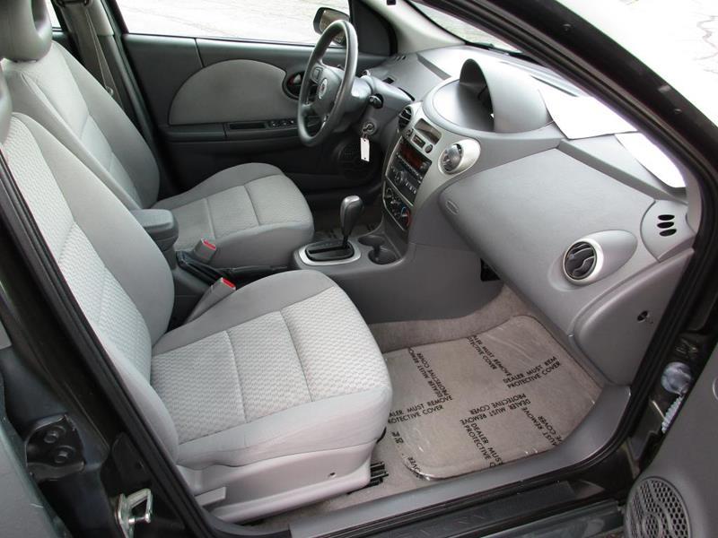 2007 Saturn Ion for sale at TRI CITY AUTO SALES LLC in Menasha WI