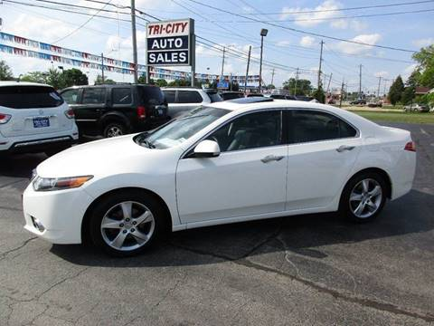 2011 Acura TSX for sale in Menasha, WI