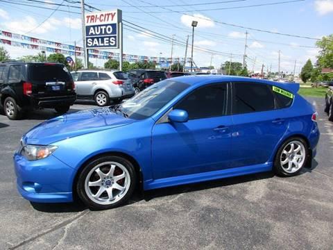 2010 Subaru Impreza for sale at TRI CITY AUTO SALES LLC in Menasha WI