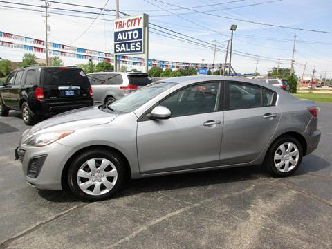 2011 Mazda MAZDA3 for sale at TRI CITY AUTO SALES LLC in Menasha WI