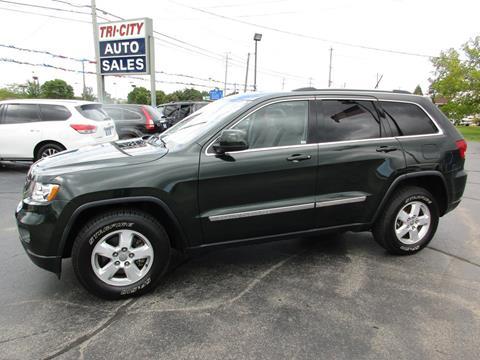 2011 Jeep Grand Cherokee for sale at TRI CITY AUTO SALES LLC in Menasha WI