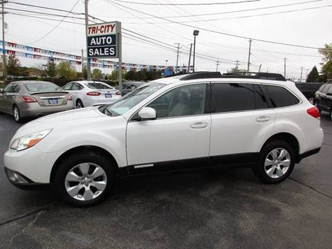 2010 Subaru Outback for sale in Menasha, WI
