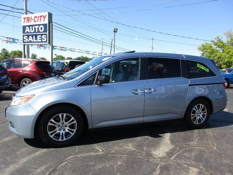 2012 Honda Odyssey EX L 4dr Mini Van   Menasha WI