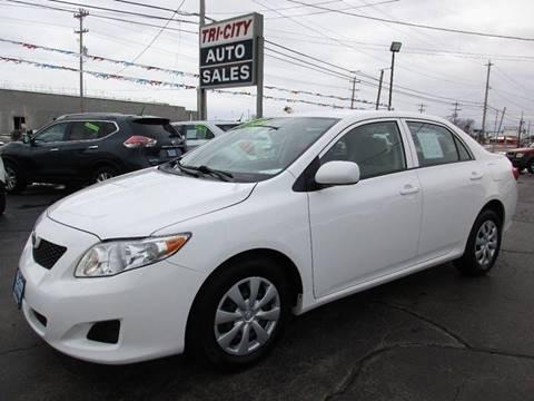 2010 Toyota Corolla for sale in Menasha, WI