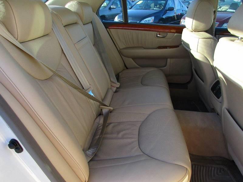 2005 Lexus LS 430 for sale at TRI CITY AUTO SALES LLC in Menasha WI