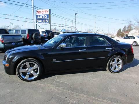 2008 Chrysler 300 for sale at TRI CITY AUTO SALES LLC in Menasha WI