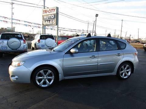 2009 Subaru Impreza for sale at TRI CITY AUTO SALES LLC in Menasha WI