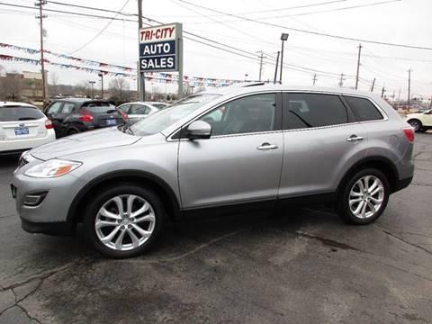 2011 Mazda CX-9 for sale at TRI CITY AUTO SALES LLC in Menasha WI