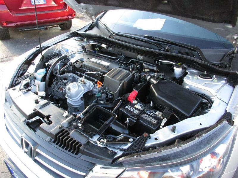2008 Honda Accord for sale at TRI CITY AUTO SALES LLC in Menasha WI
