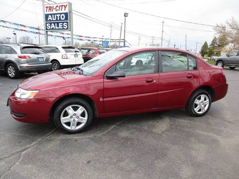 2007 Saturn Ion for sale at TRI CITY AUTO SALES LLC in Menasha WI