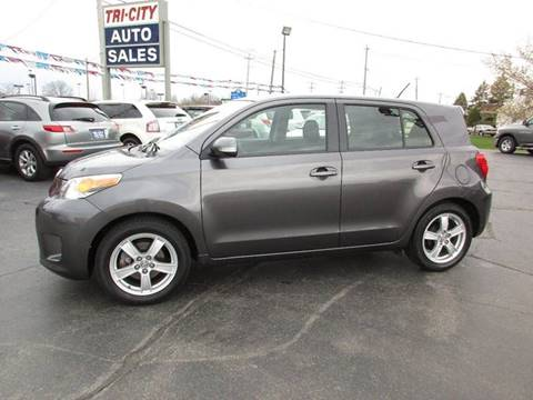 2012 Scion xD for sale at TRI CITY AUTO SALES LLC in Menasha WI