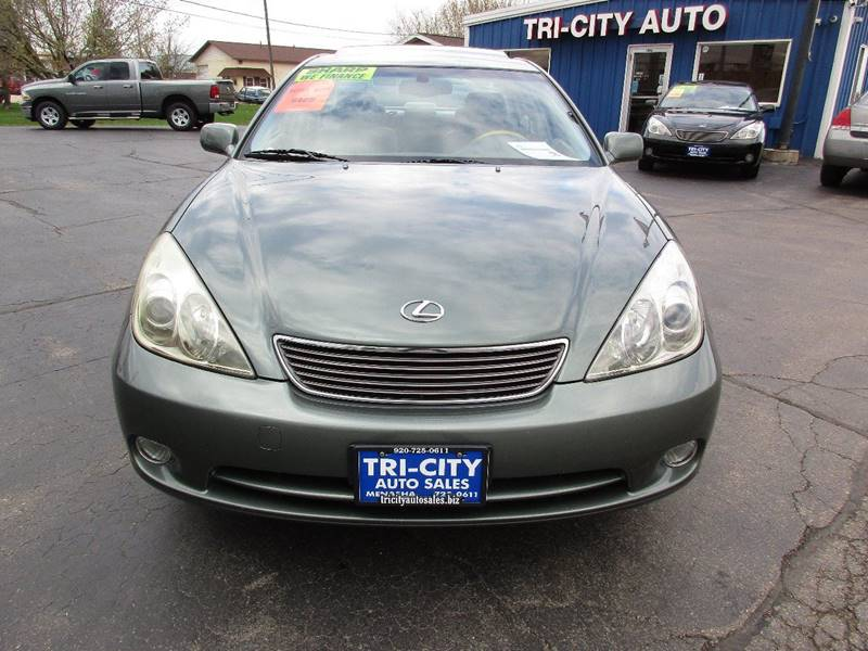 2006 Lexus ES 330 for sale at TRI CITY AUTO SALES LLC in Menasha WI
