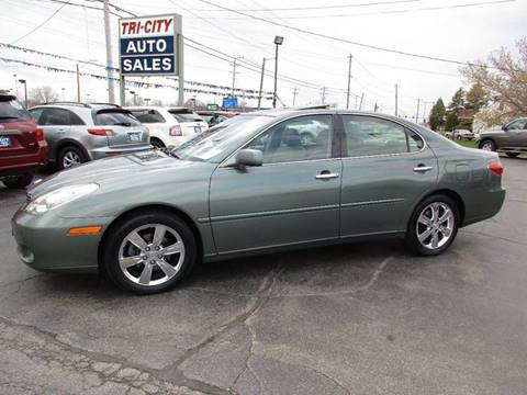 2006 Lexus ES 330 for sale at TRI CITY AUTO SALES LLC in Menasha WI