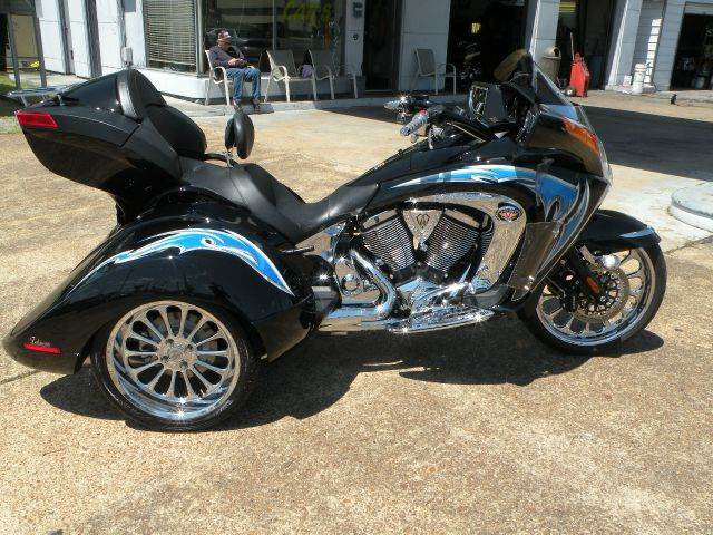 2010 Victory VISION for sale at The Auto Lot and Cycle in Nashville TN
