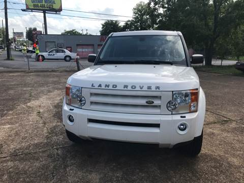 2009 Land Rover LR3 for sale at The Auto Lot and Cycle in Nashville TN