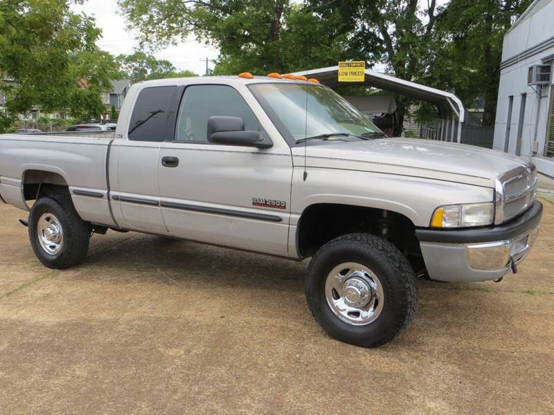 1998 Dodge Ram Pickup 2500 for sale at The Auto Lot and Cycle in Nashville TN