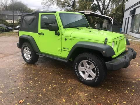 2013 Jeep Wrangler for sale in Nashville, TN
