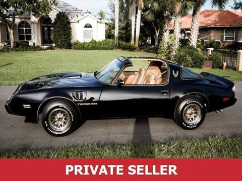 1979 Pontiac Trans Am for sale in Ramsey, IN