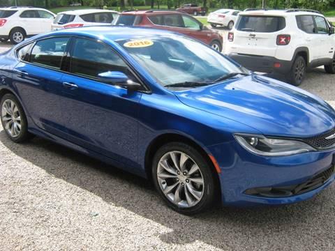 2016 Chrysler 200 for sale in Ramsey, IN