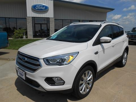 2017 Ford Escape for sale in Tyndal, SD