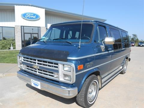1990 Chevrolet Chevy Van for sale in Tyndal, SD