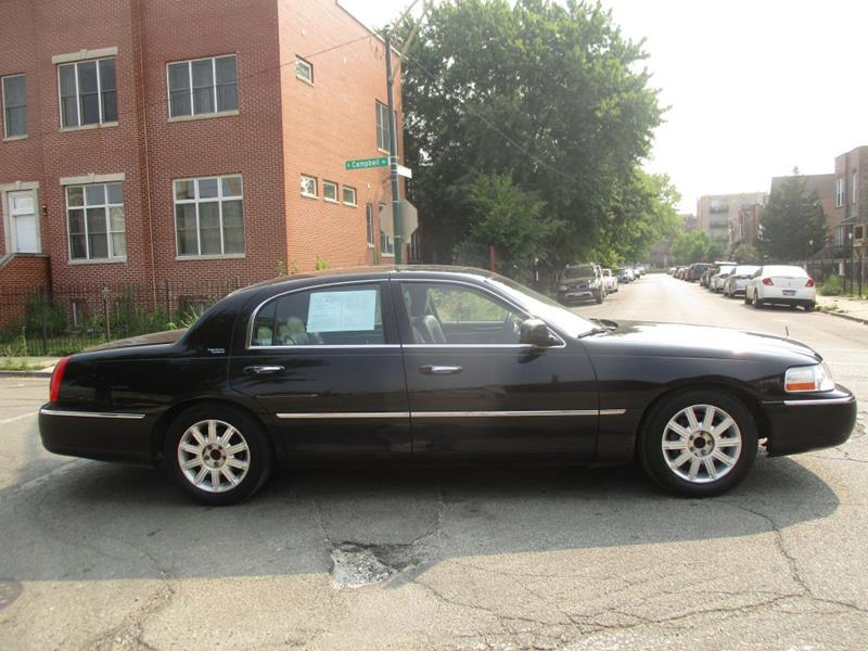 2006 Lincoln Town Car Signature Limited 4dr Sedan In Chicago Il