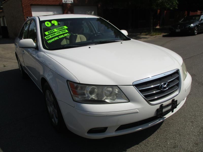 2009 Hyundai Sonata GLS V6 4dr Sedan In Chicago IL WORLD DISCOUNT