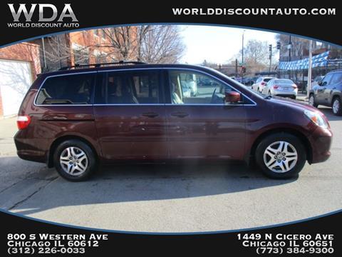 2007 Honda Odyssey for sale in Chicago, IL