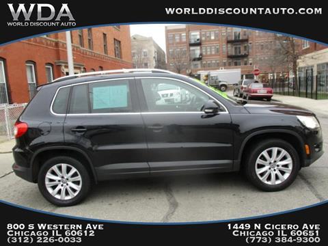 2009 Volkswagen Tiguan for sale in Chicago, IL