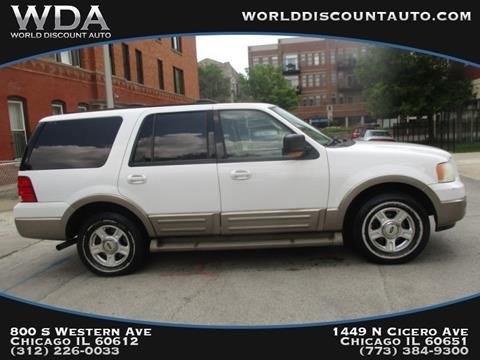 2003 Ford Expedition for sale in Chicago, IL