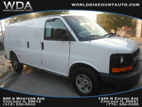 2004 Chevrolet Express Cargo for sale in Chicago, IL
