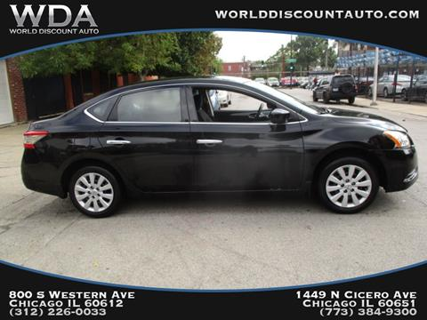 2015 Nissan Sentra for sale in Chicago, IL