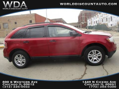 2007 Ford Edge for sale in Chicago, IL