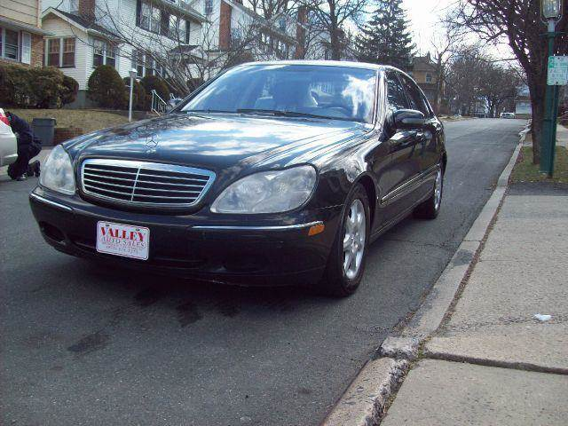 2001 Mercedes Benz S Class S430 In South Orange Nj Valley Auto Sales