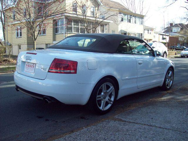 2007 Audi A4 20t Cabriolet Quattro With Ti In South Orange Nj