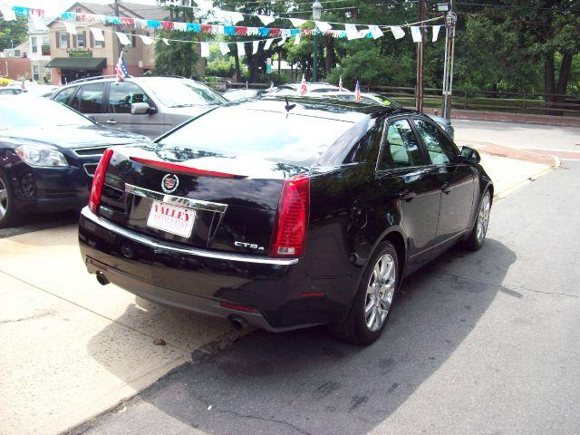 2008 Cadillac Cts 3 6L DI AWD Sedan w/High Feature and