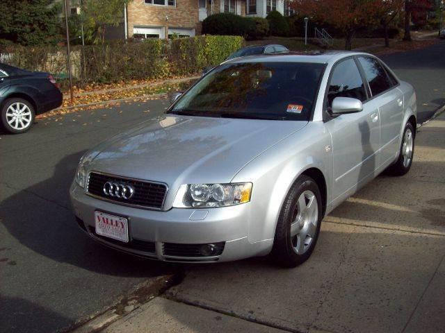 Audi A T Dr Sedan In South Orange NJ Valley Auto Sales - 2005 audi a4
