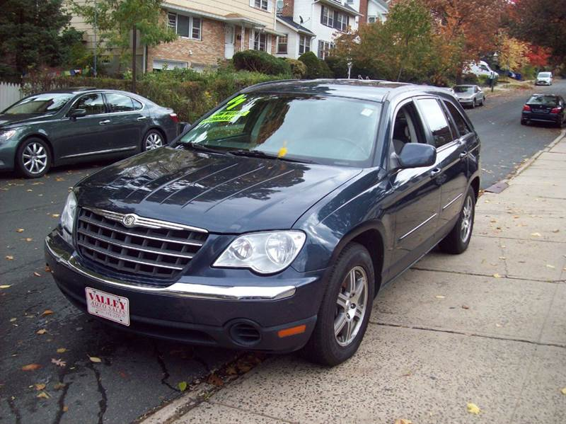 chrysler pacifica touring edition 2007