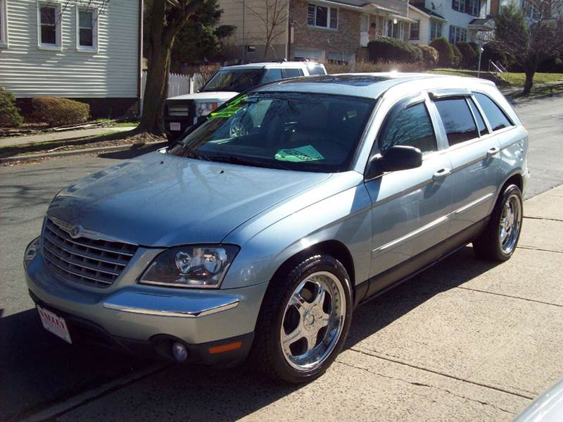 2005 Chrysler Pacifica Touring >> 2005 Chrysler Pacifica Touring Awd 4dr Wagon In South Orange