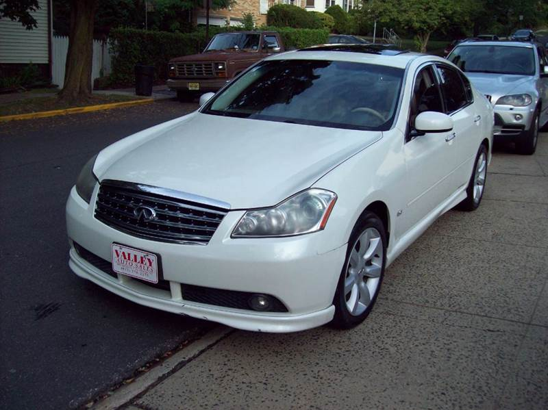 2006 Infiniti M35 Base Awd 4dr Sedan In South Orange Nj Valley