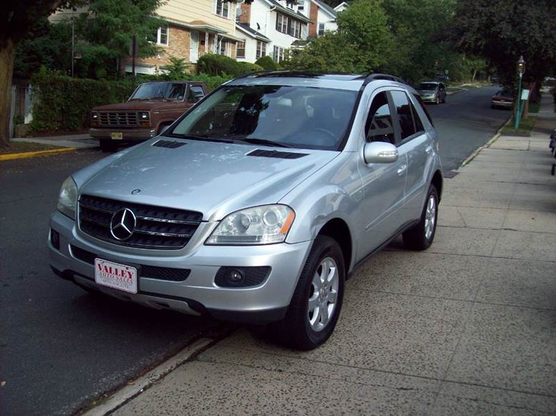 2006 Mercedes Benz M Class Ml350 Awd 4matic 4dr Suv In South Orange