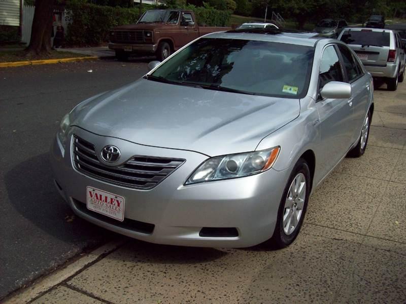 2009 Toyota Camry Hybrid Base 4dr Sedan   South Orange NJ