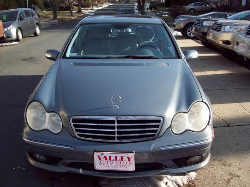 2005 Mercedes-Benz C-Class C230 Kompressor 4dr Sedan