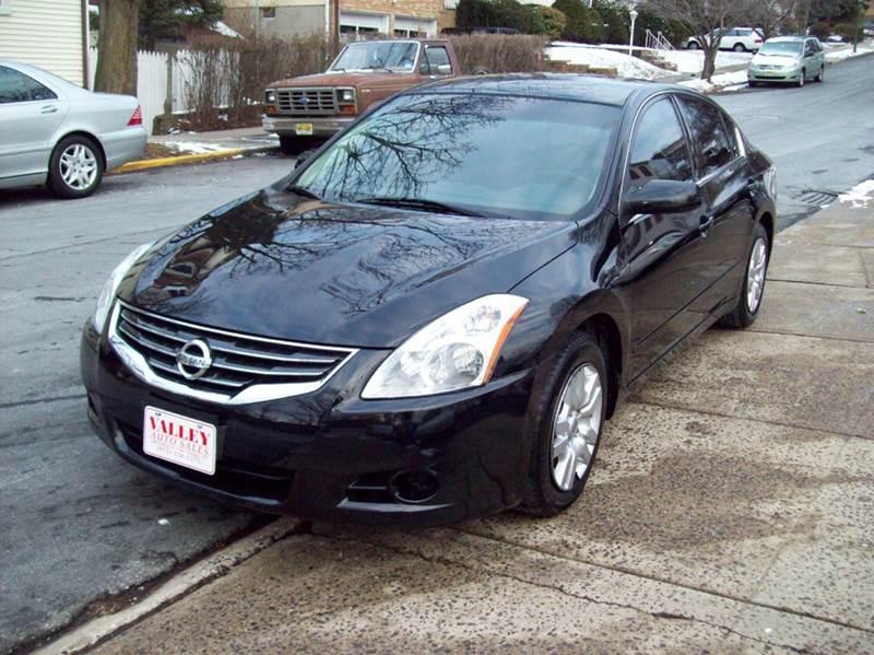 2012 Nissan Altima For Sale >> 2012 Nissan Altima 2 5 S 4dr Sedan In South Orange Nj