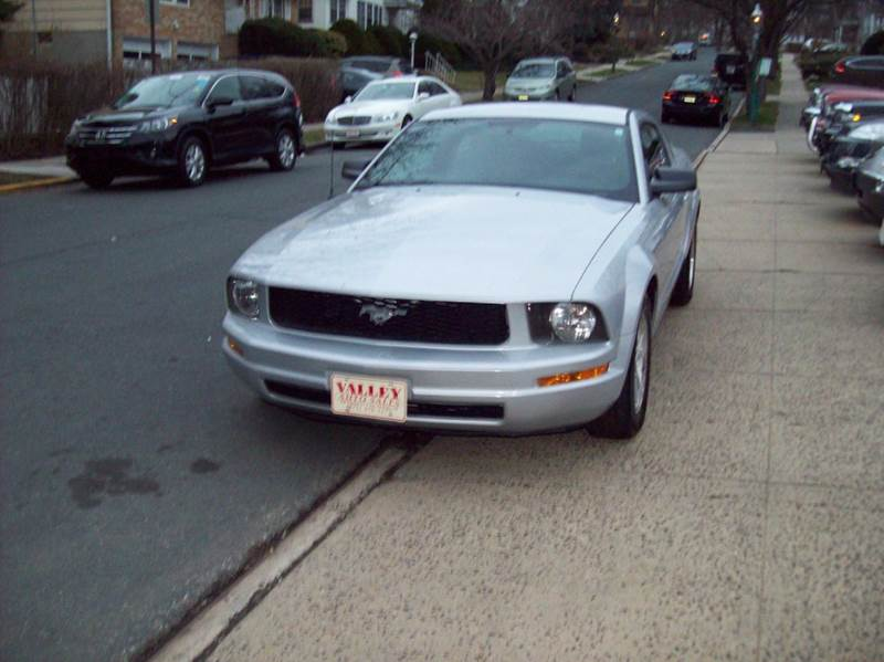2007 ford mustang v6 premium 2dr coupe in south orange nj valley vehicle options publicscrutiny Image collections