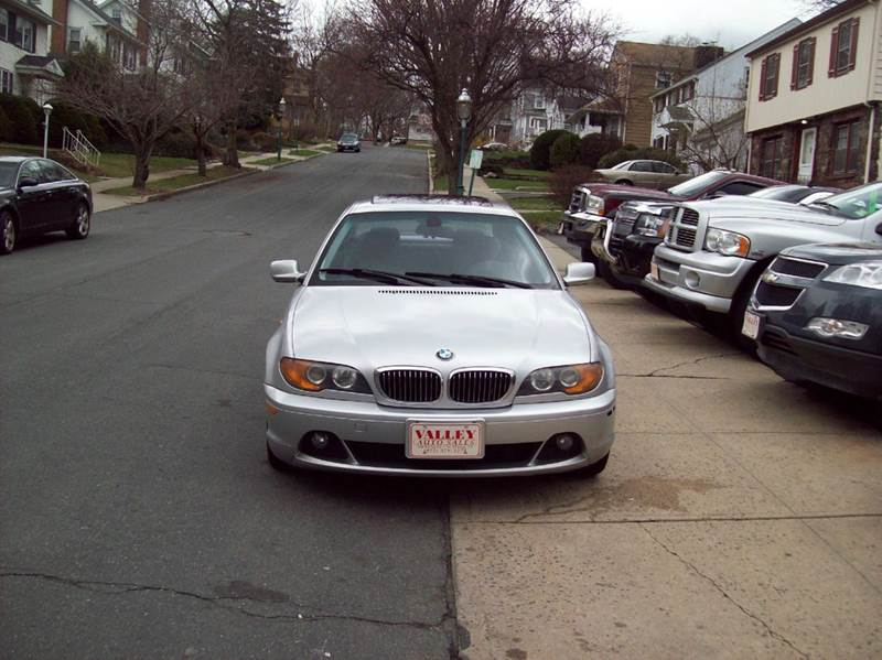 2004 Bmw 3 Series 325Ci 2dr Coupe In South Orange NJ - Valley Auto Sales
