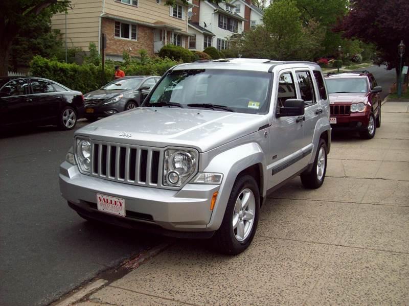 2009 Jeep Liberty Sport 4x4 4dr SUV   South Orange NJ