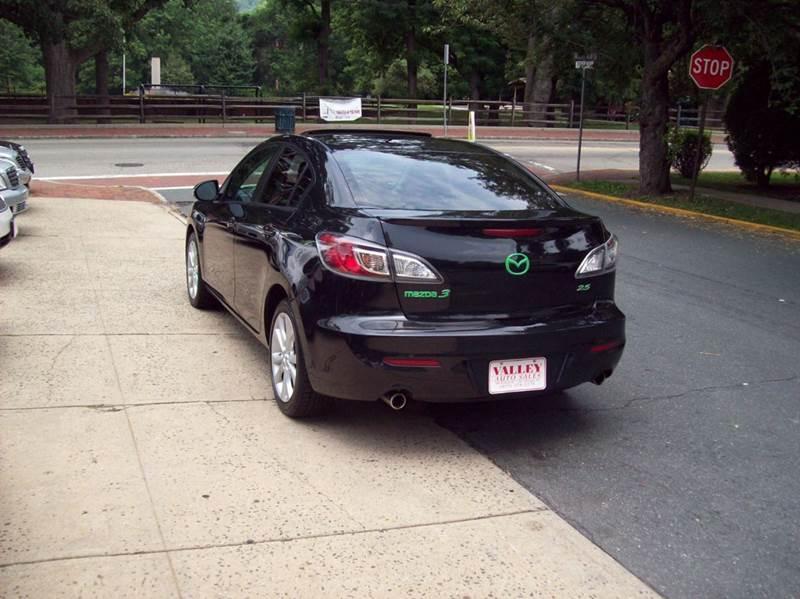 2010 Mazda Mazda3 s Sport 4dr Sedan 6M In South Orange NJ - Valley ...